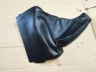 1999 - 2004 LEXUS IS200 HAND BRAKE HANDLE BLACK REAL LEATHER GATOR COVER SLEEVE